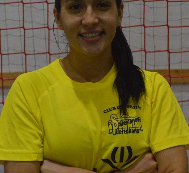 Mariana Restrepo se incorpora al CD Salesianos Puertollano