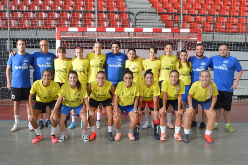 CD Futsi Atletico Feminas vs. CD Salesianos – La previa